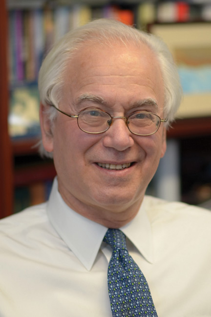 Dr. Martin Blaser, author of Missing Microbes